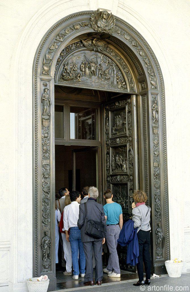 Columbus Door - US Capitol & Columbus Door - US Capitol   Knock And It Shall Be Opened   Pinterest