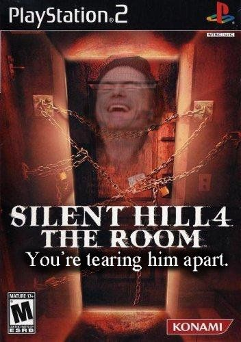 Silent Hill The Room Tommy Wiseau Silent Hill 4 The Room The Room