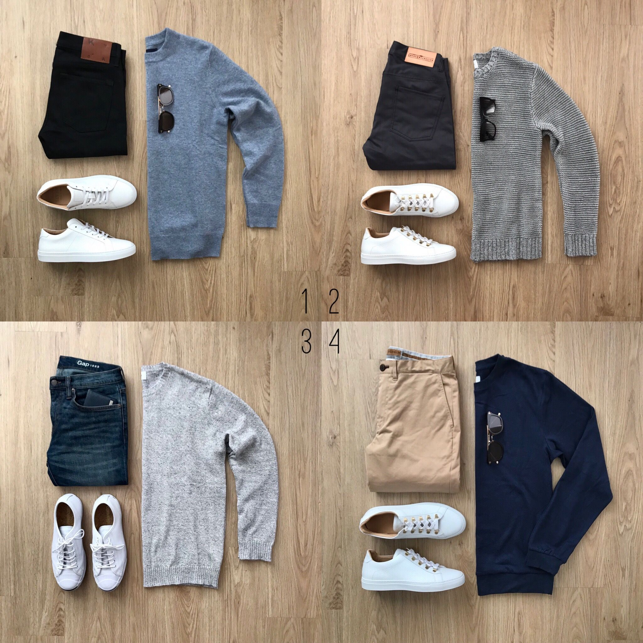 casual jeans night out men