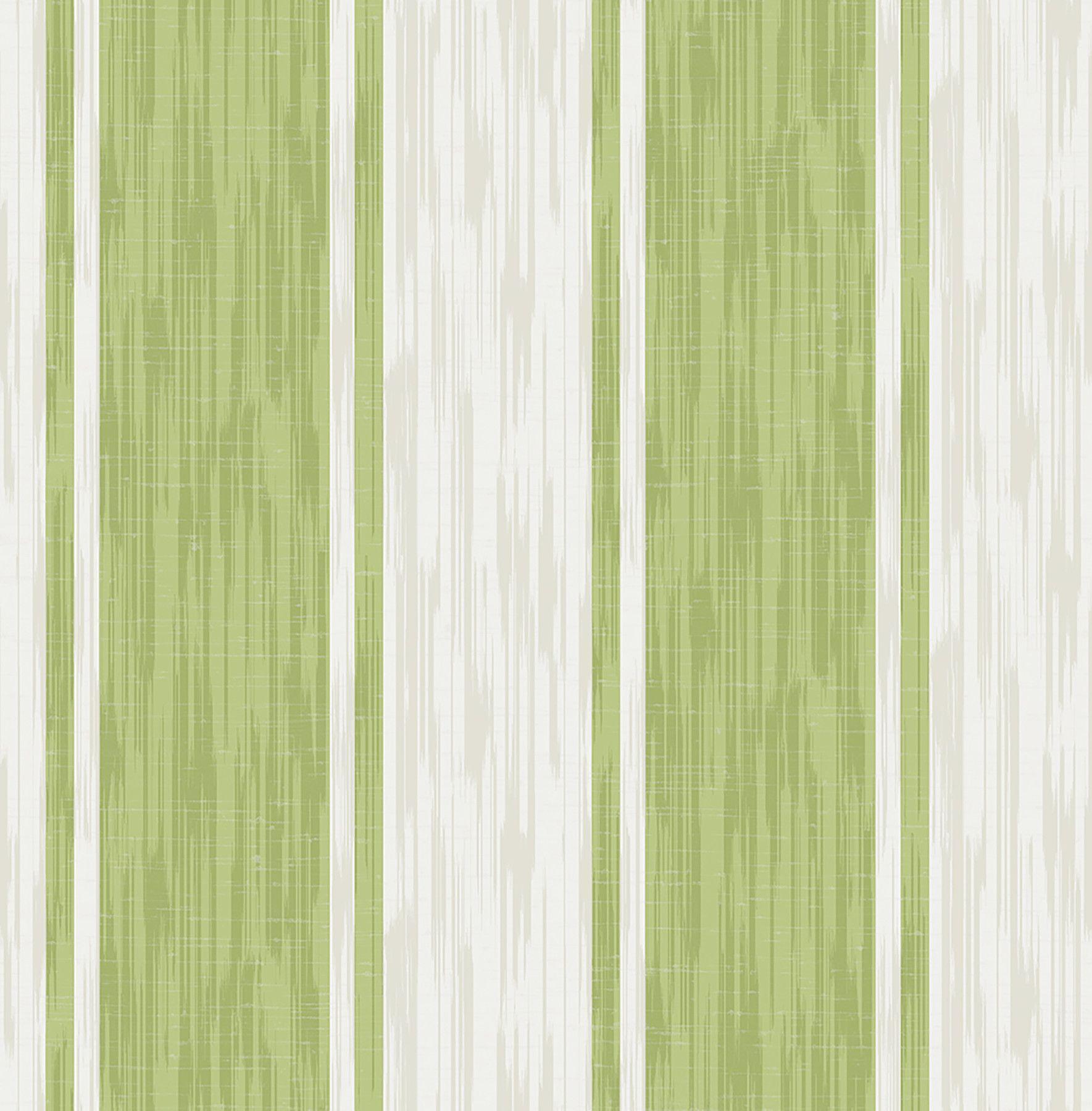 "Ryoan 33' x 20.5"" Stripe Wallpaper"