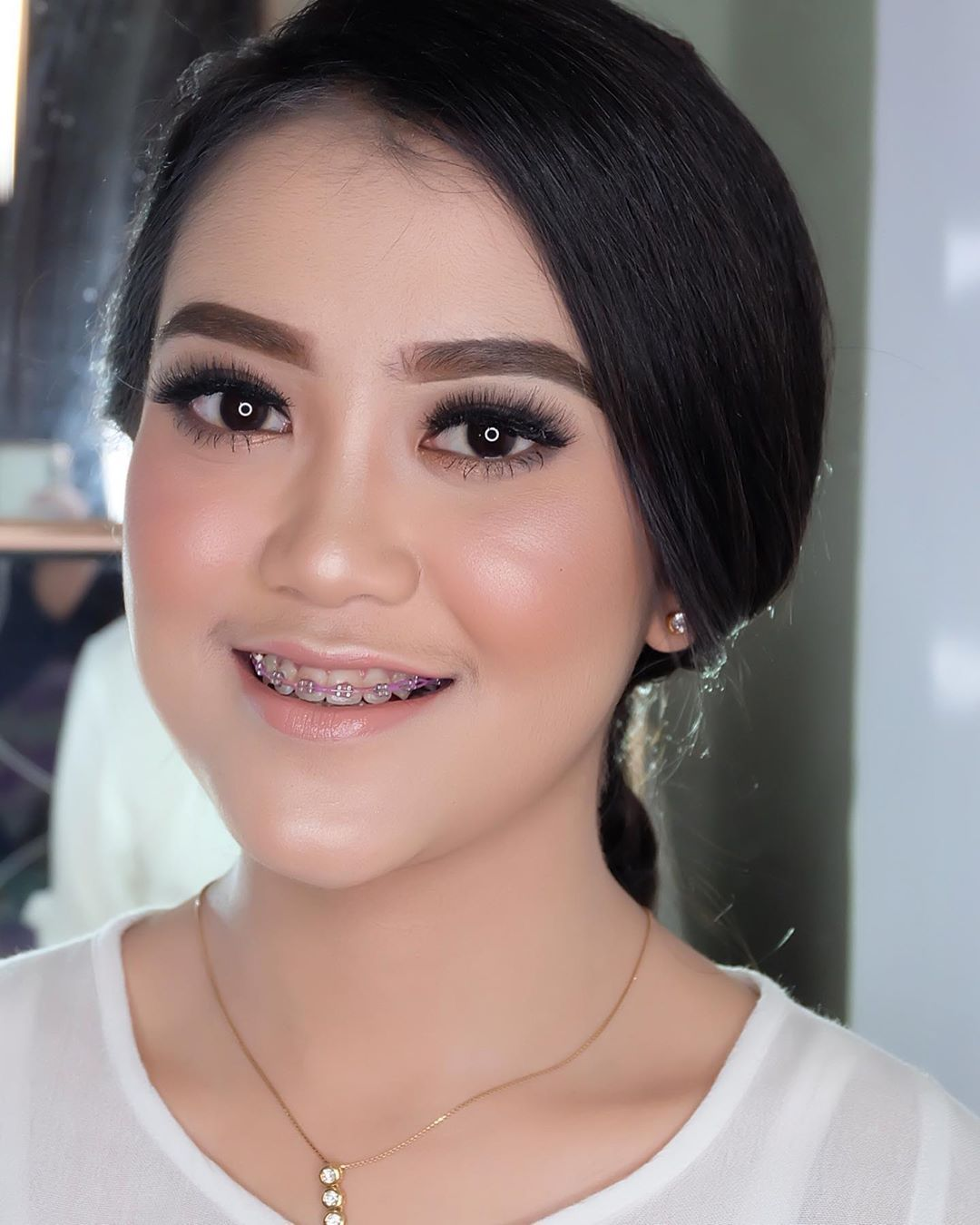 Beautiful Shafnafaiz Neng Geulis Dr Bandung Alhamdulillah Bisa Ketemu Lagi Thanks For Always Trusting Me Dear Makeup Pe Hairdo Hair Stylist Mua Makeup