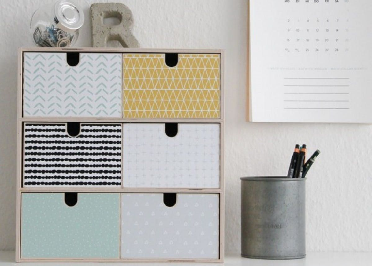 IKEA MOPPE Mini Storage Chest | Chests