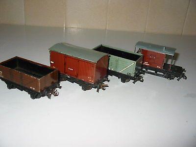Hornby Railways Oo Gauge Rake Of 2 Wagons Toys & Hobbies Model Railroads & Trains