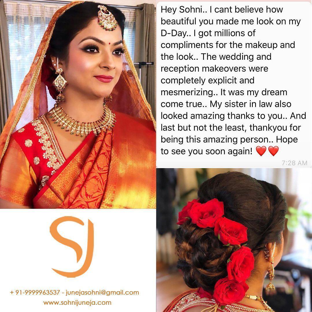 Clients review best bridal makeup bridal makeup artist