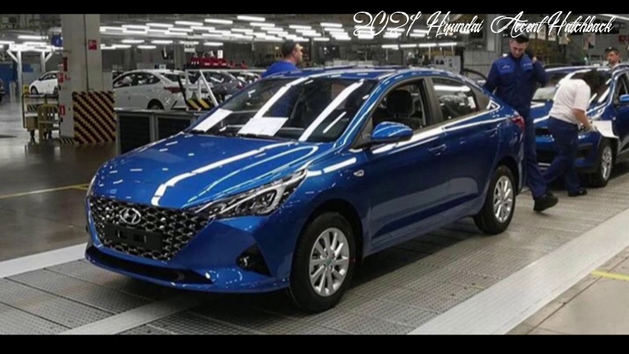 2021 Hyundai Accent Hatchback Concept