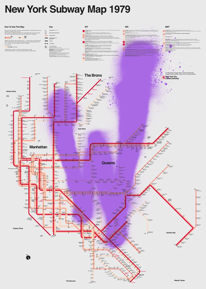 Alternative Nyc Subway Map.The Warriors Purple In 2019 New York Maps Alternative Movie