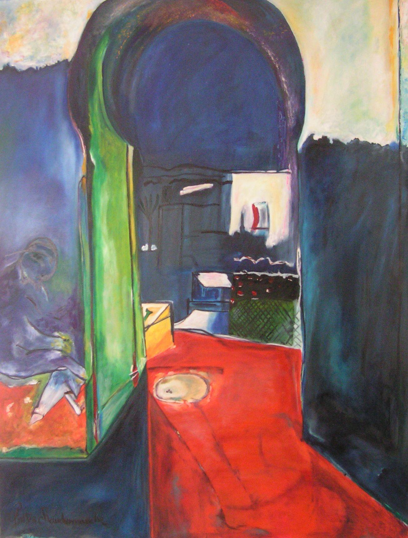 H. Matisse « porte de la Casbah de Tanger » (avec images ...
