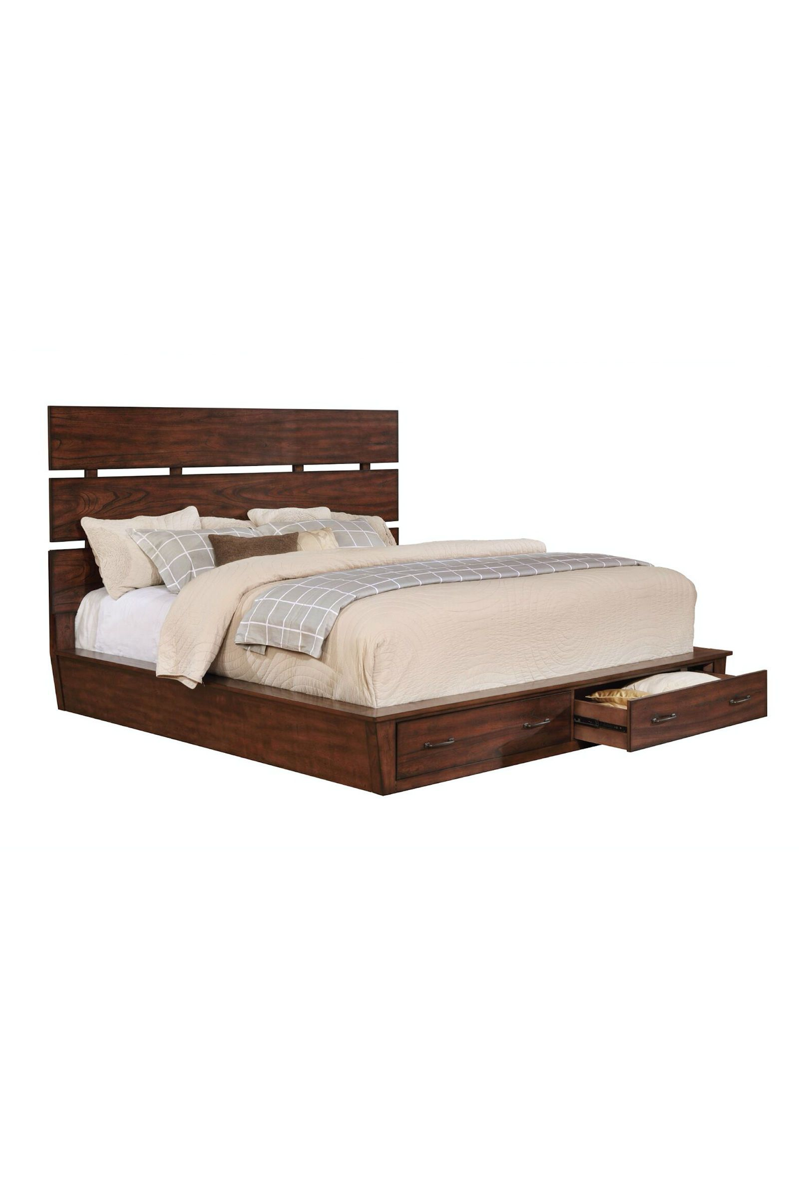 The Property Brothers Have A Brand New Furniture Line And We Are Obsessed California King Platform Bed King Platform Bed Platform Bed With Storage