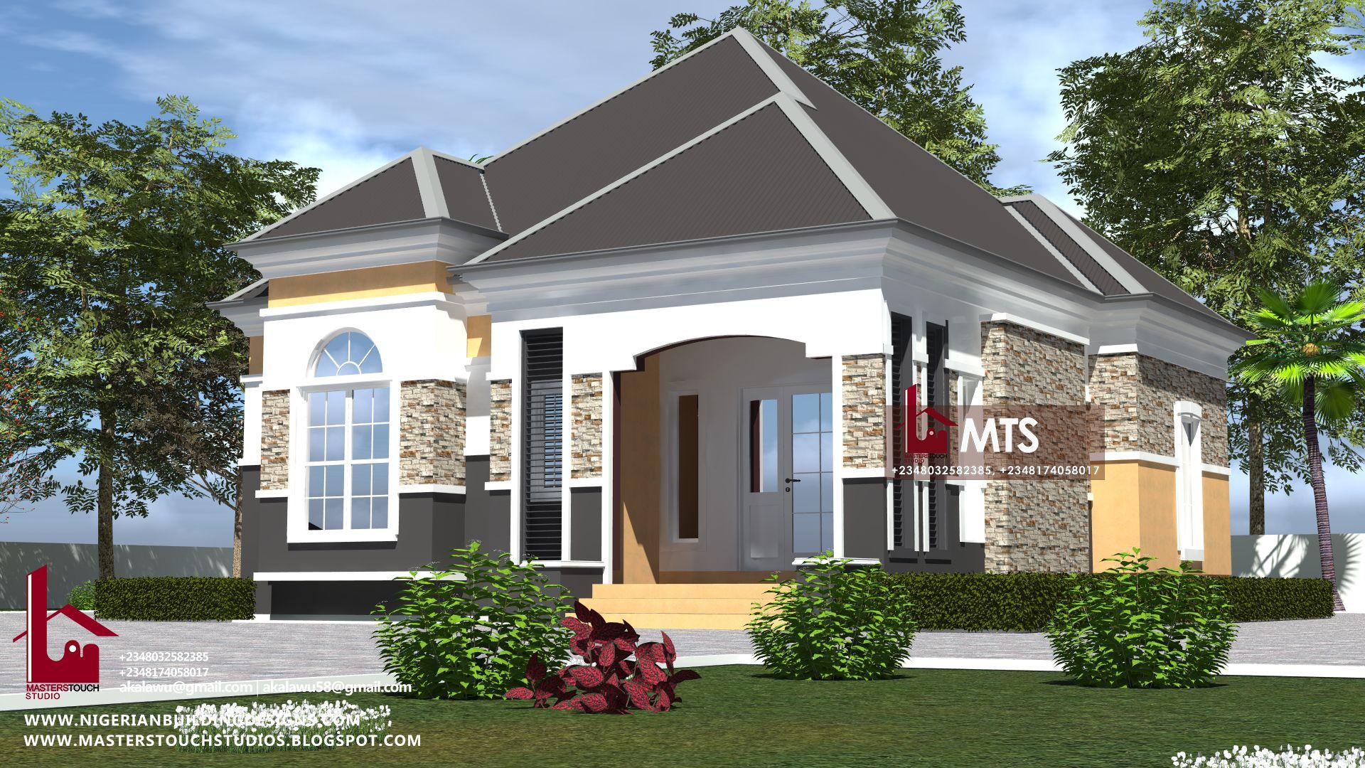 Floor Plan Details Entrance Porch Main Lounge Kitchen Veranda Store Bedroom 1 Bedroom 2 Wcs 3 Bath 2 Bungalow House Plans Dream House Exterior Bungalow