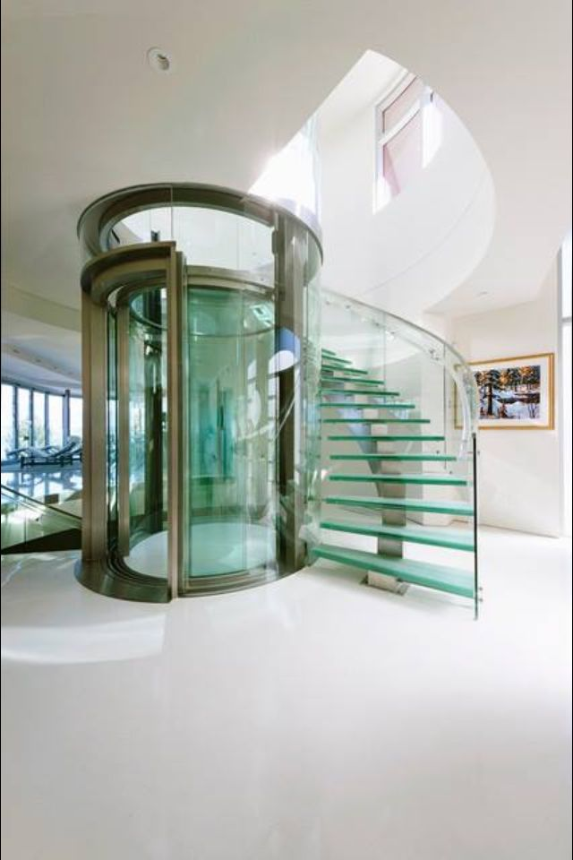 Wud u put an Elevator at ur home...??? Try this types..... | Dream ...