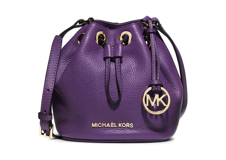 14337fa008d9 MICHAEL Michael Kors Jules Mini Drawstring Crossbody Bucket Bag ...