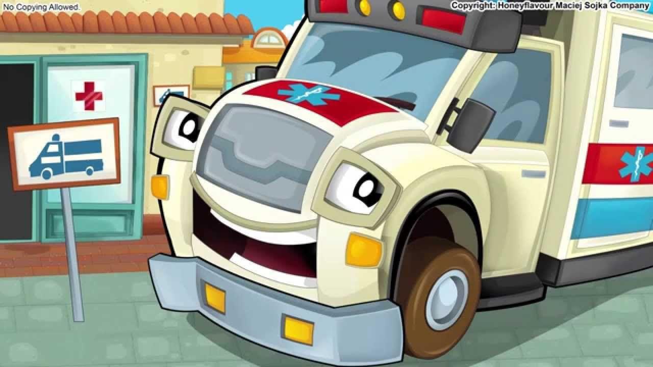 Karetka Bajka Dla Dzieci Lektor Pl Fairy Tales Toy Car Children