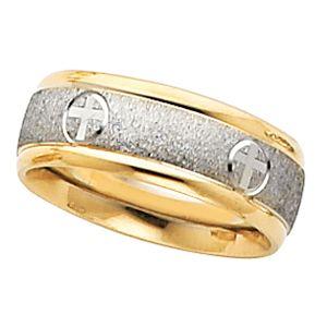Christian Cross Wedding Ring Stuff to buy Pinterest Christian