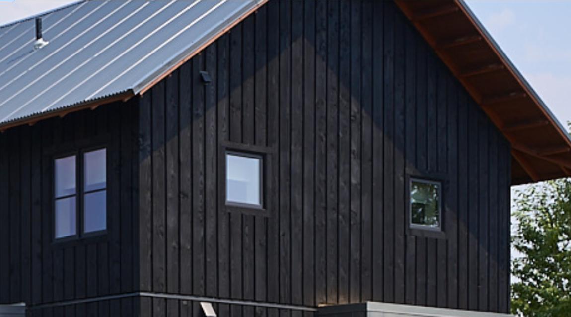 Modern Farmhouse In Aquafir Black Modern Farmhouse House Exterior Farmhouse