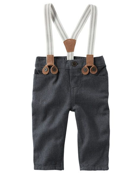 Kids Baby Boys Clothes Denim Clothing Pants Boy Bottoms Trousers Jeans Overalls