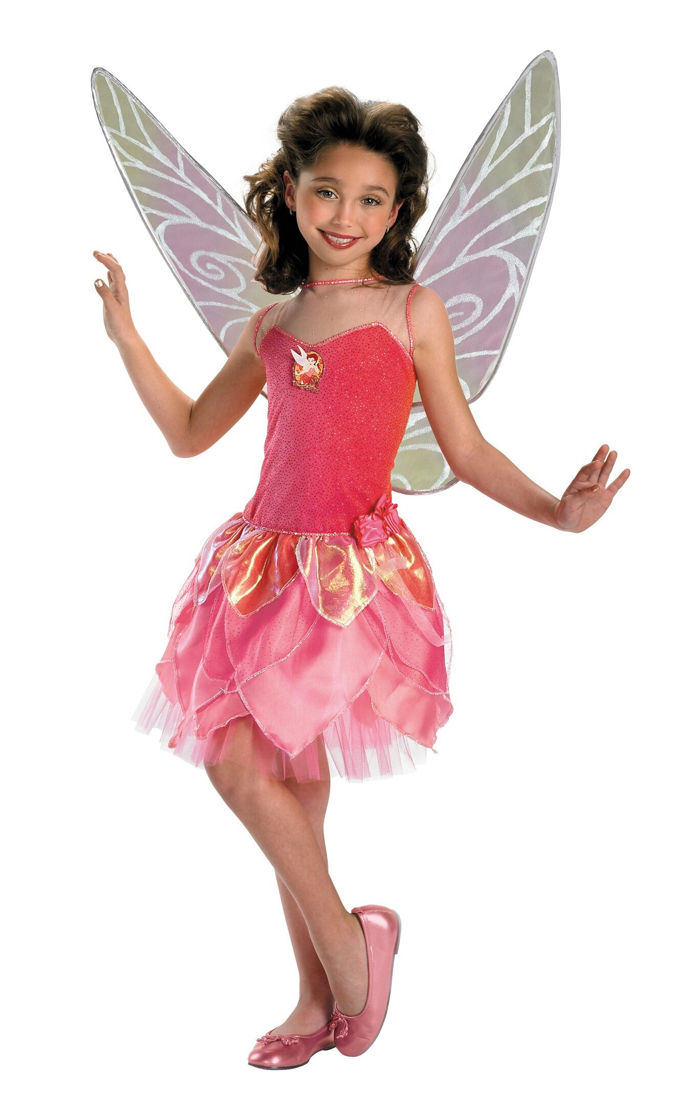 fa89857af Rosetta Fairy, Peter Pan Costumes, Party In A Box, Disney Fairies, Happy