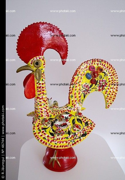 Pin En Barcelos Rooster Portugal