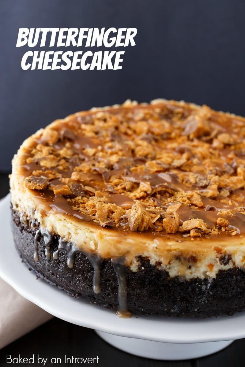 Recipe For Butterfinger Caramel Cake