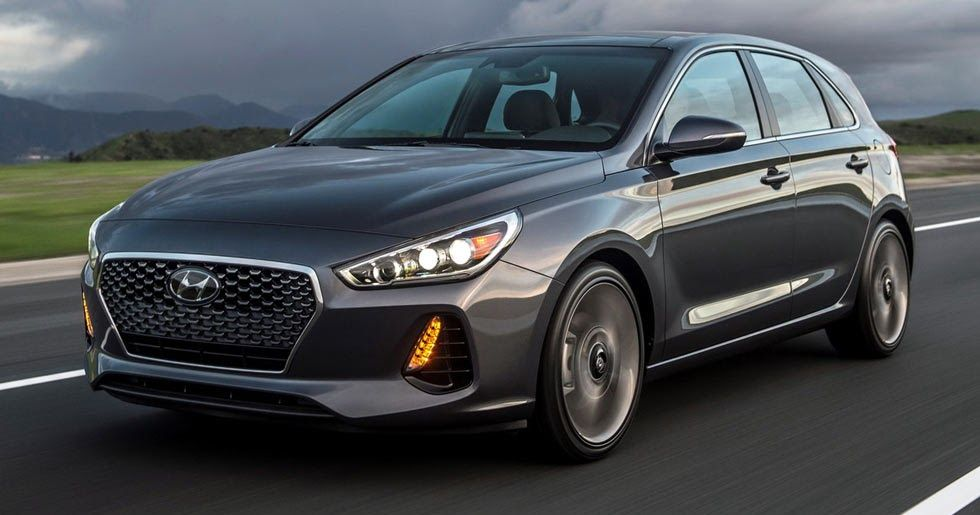 2018 Hyundai Elantra GT Is A EuroFlavored Hatch That Can