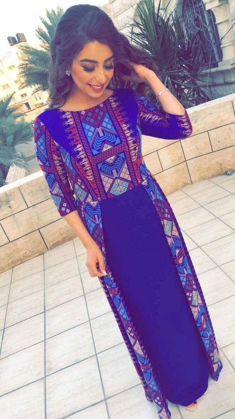 Asombroso Vestido De Boda Palestino Friso - Ideas de Vestidos de ...