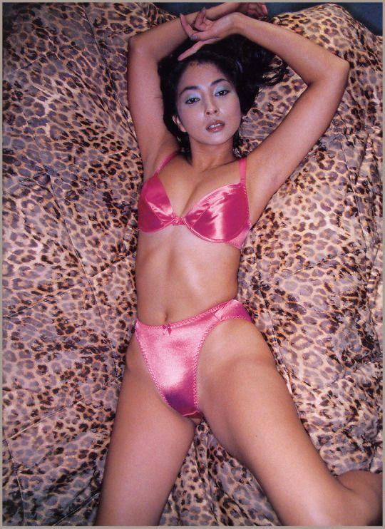 Fetish in satin underwear woman wanna