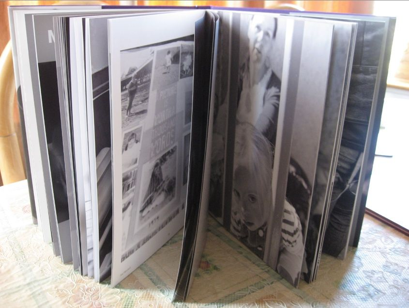 PHOTOHONESTY SIX PERCENT. The Six Percent Inner Pages