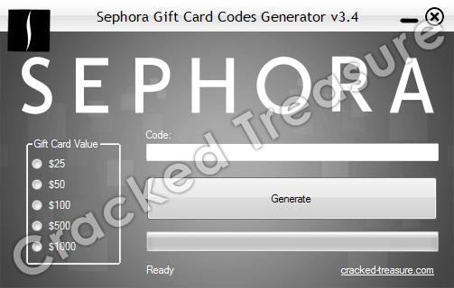 Free Sephora Gift Card | Http://www.jennisonbeautysupply.com ...