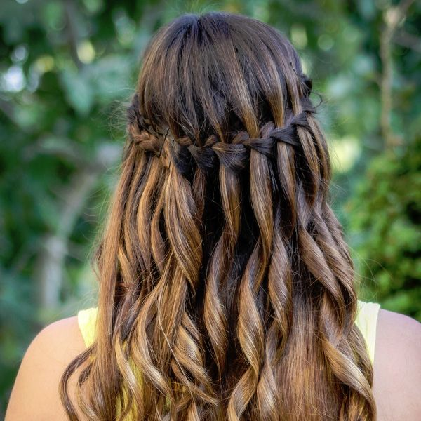 Stupendous 1000 Images About French Braid Hairstyles On Pinterest Woman Short Hairstyles For Black Women Fulllsitofus