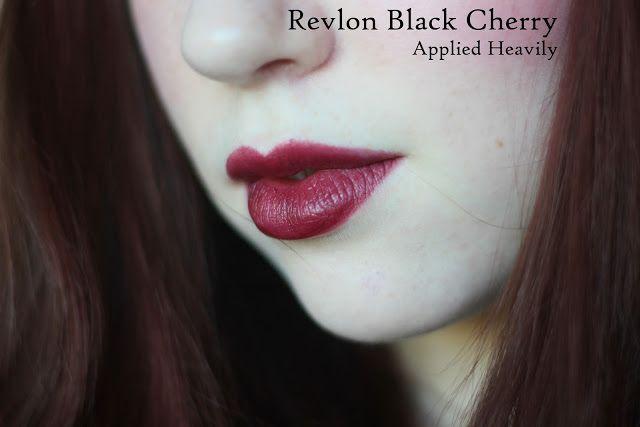 Rouge Noir Di Chanel 109 Dupe Revlon Super Lustrous Lipstick