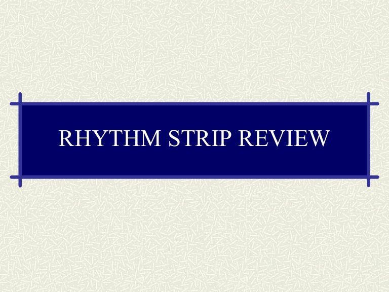 basic-rhythm-strip-review-presentation by Sherry Knowles via
