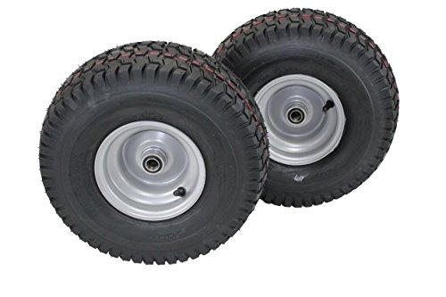 Set Of 2 Husqvarna Poulan Tire Wheel Assy Backyardequip Com Wheel Tire Husqvarna
