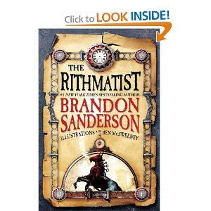 Book Review: The Rithmatist by Brandon Sanderson - A young adult steam punk novel worth reading (click through for the full review)