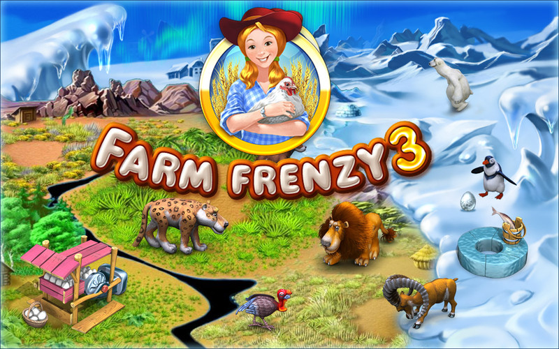 Farm Frenzy 3 Apk + Data Free Download | Uncreativity | Game