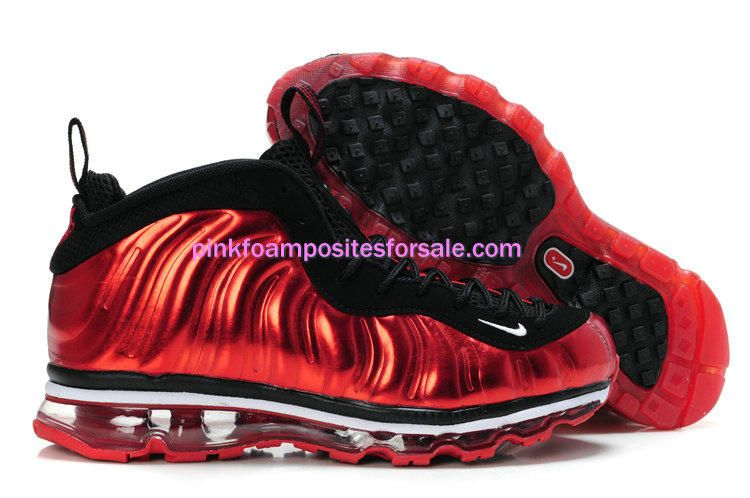 Cranberry Foamposites Net Worth Air  Air Max 09 Sole Fusion Cym Red Black  Foam Basektball