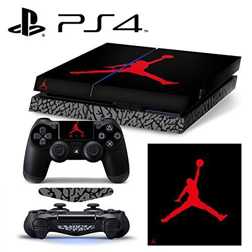 [PS4] ShoeBox #4 Air Jordan 3 Retro Shoe Box Whole Body VINYL SKIN