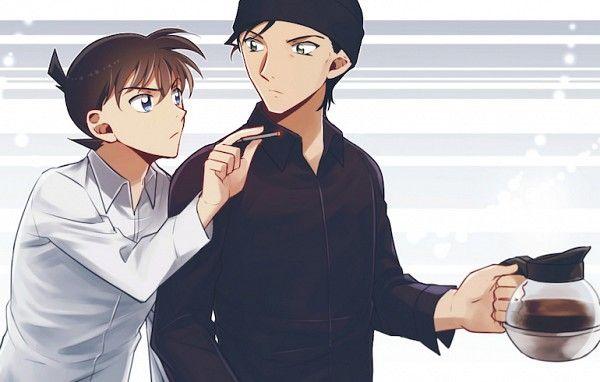 Shinichi and Akai