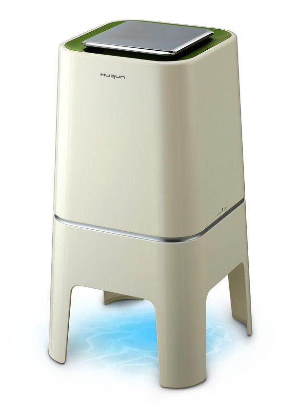 Hurun Air Stool Air Purifier By Sang Keun Sim Kyowon L C Design Team Stool Unique Furniture Design