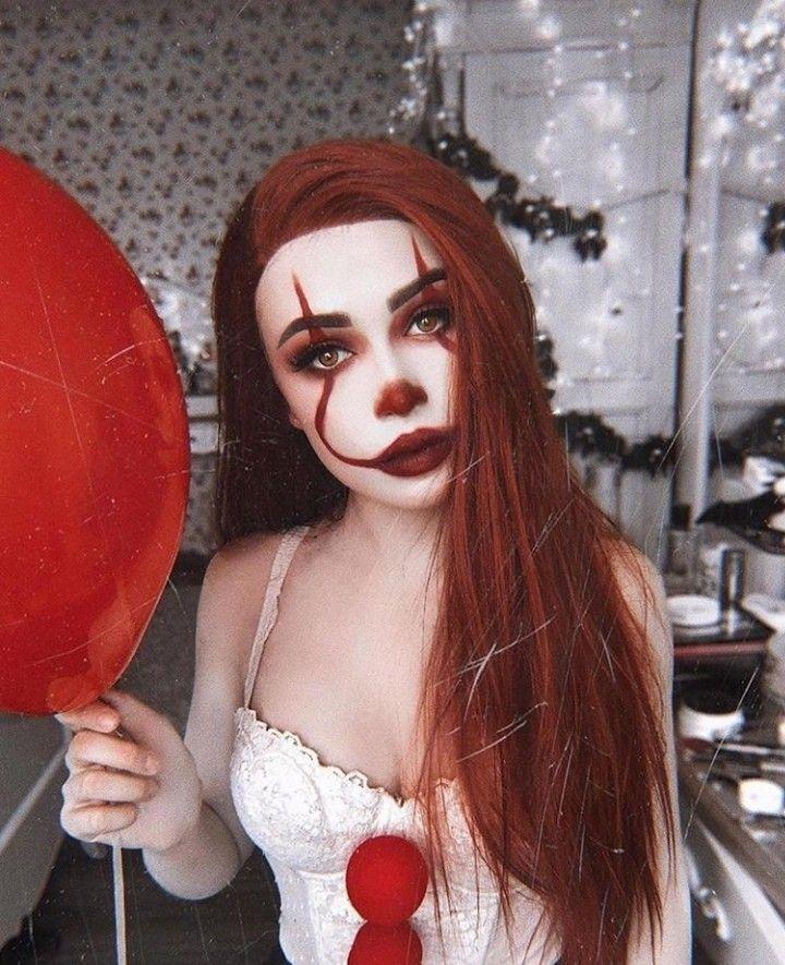 Halloween makeup IT 2019 Mejor maquillaje para halloween