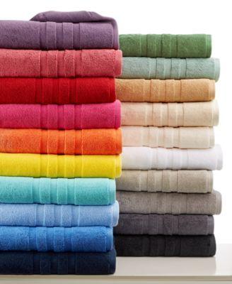 Bath Towel Hand Towel Only Amethyst Gents Grey Pale Surf Or