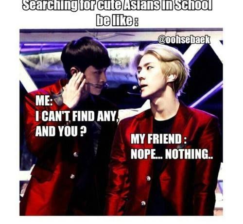 Hyobincat Kpop Memes Funny Kpop Memes Exo Memes