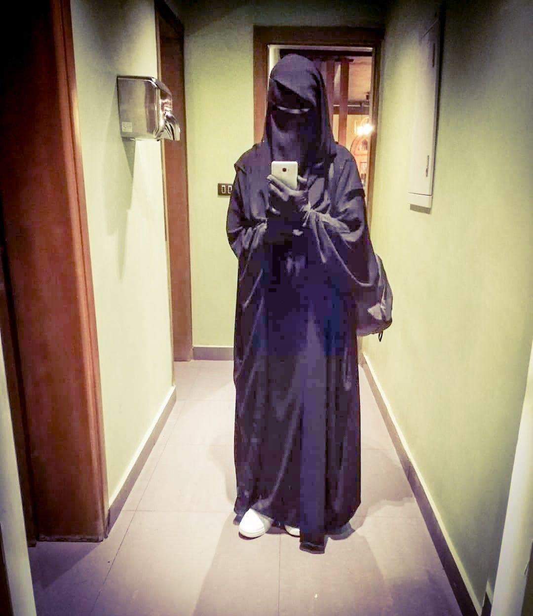 Pin By Aisha ʚiɞ To Reel On Niqab Niqab Fashion Muslim Women Hijab Outfit