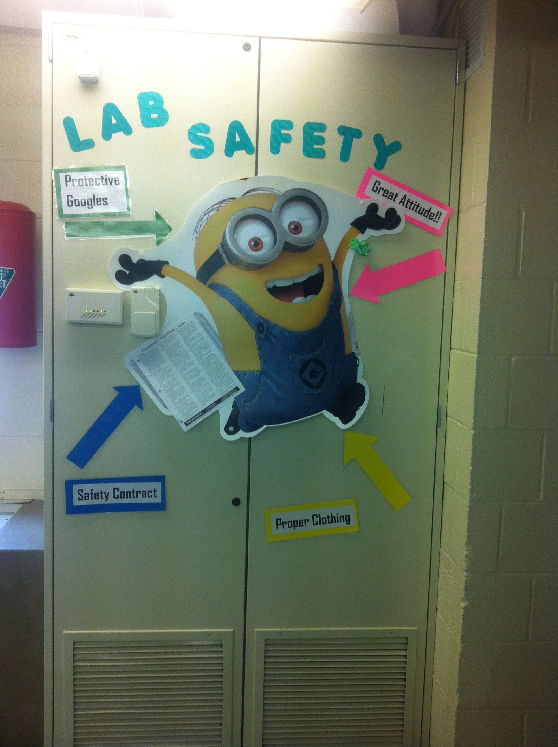 Middle School Science Lab Safety Fun Really Any Excuse