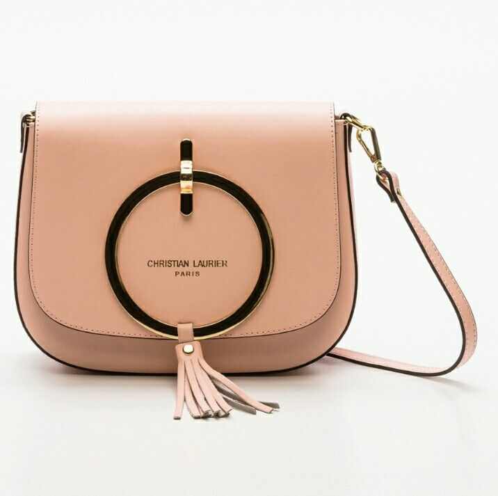 8c884b9aa26c5 Pink Bag  Christian Laurier   I ♥ Accessories