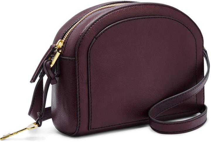 28e2967ec620 Chelsea Crossbody. This leather #crossbodybag boasts a unique half ...
