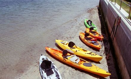 Two Hour Single Kayak Or Paddle Board Rental For One Or Two At Oex Sunset Beach Up To 40 Off Beach Sunset Single Kayak Paddle Board Rentals