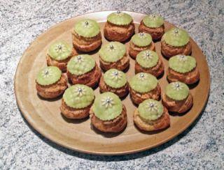 ♨ Recette de Choux à la crème pistache | Cuisine Blog