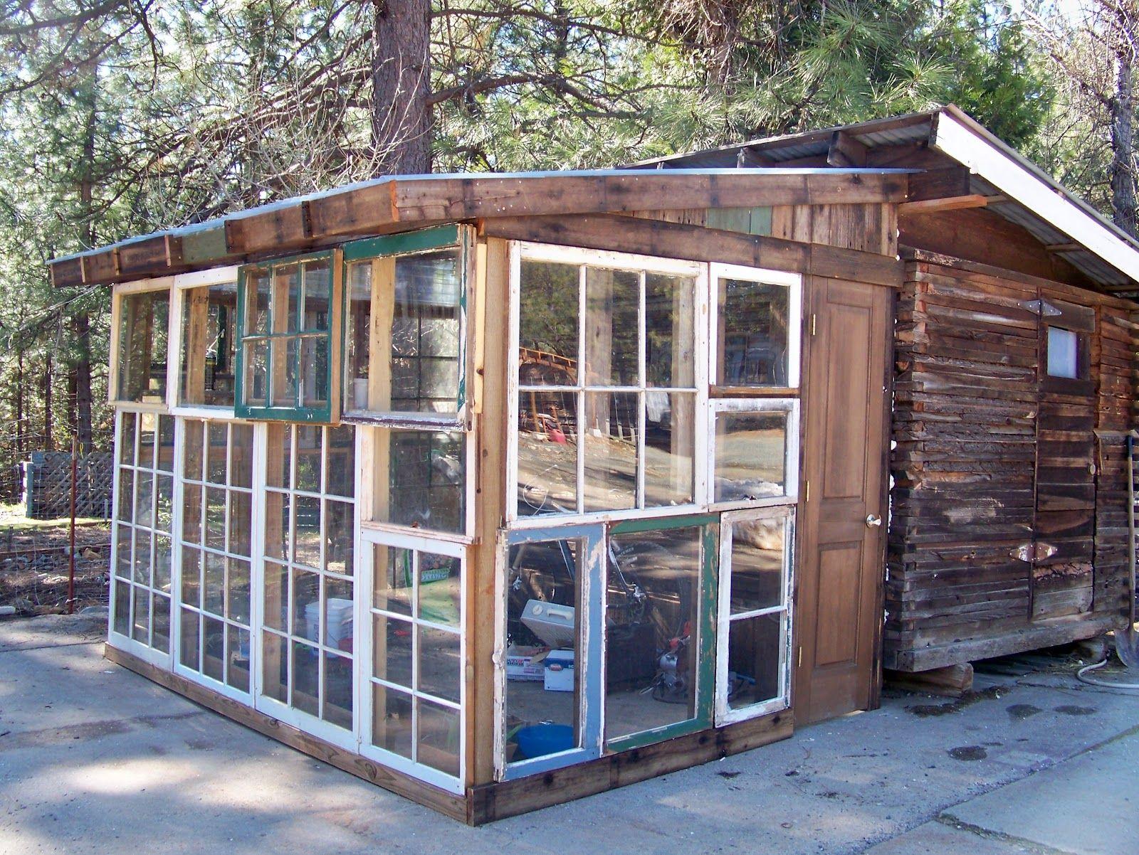 reclaimed window shed the backyard getaway pinterest window