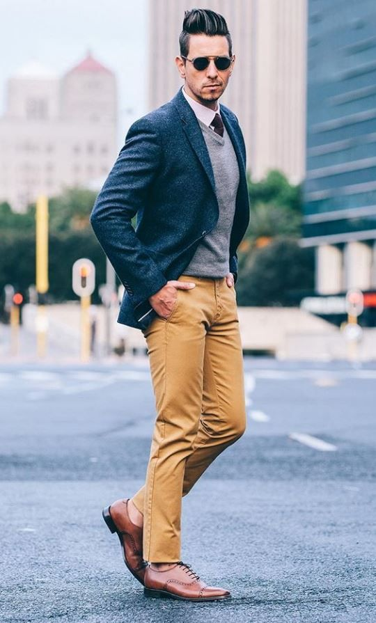 60 Stylish Men Outfits From Popular Instagrammer Sergio