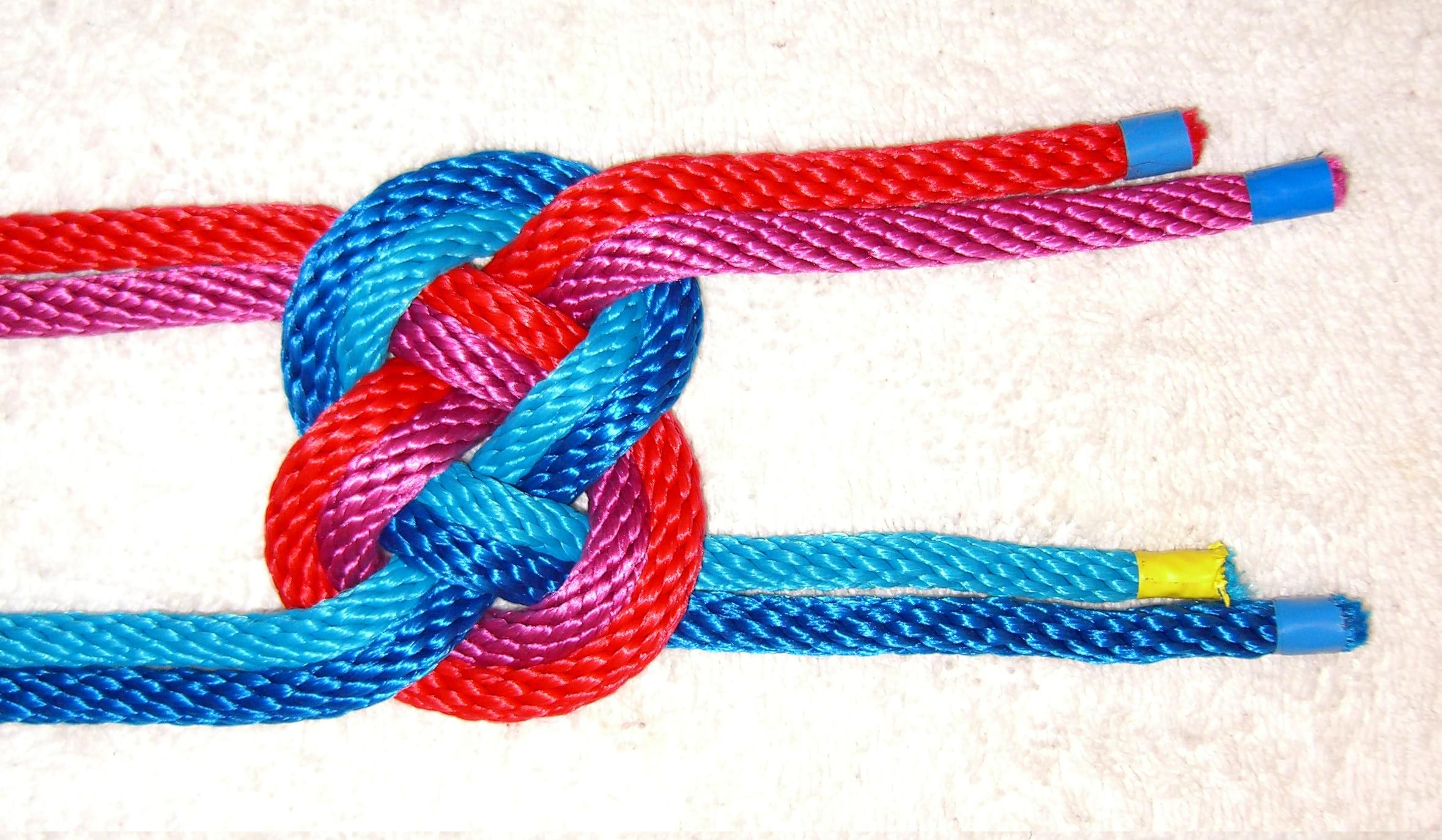 Cat's Paw Fishing Knot Tutorials for Jewelry Making