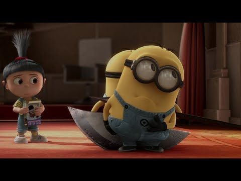 Home Makeover Minions Mini Movies 2014 Youtube Minion